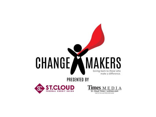 Graphic for ChangeMakers program.
