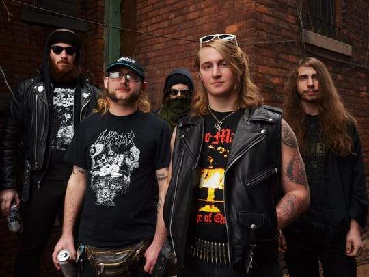 Detroit-based thrash metal band plays the New Dodge Lounge in Hamtramck on Sunday.