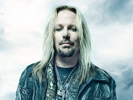 Vince Neil, the voice of Mötley Crüe, will perform