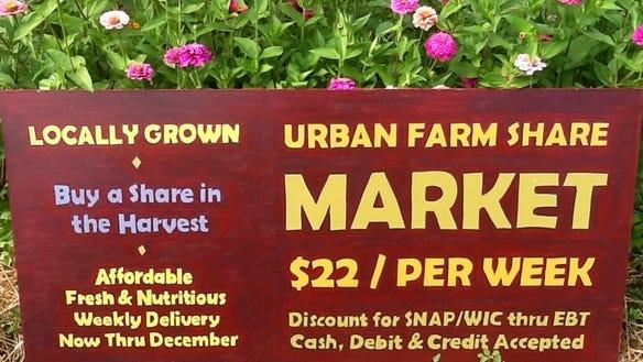 Urban Farm Share Market