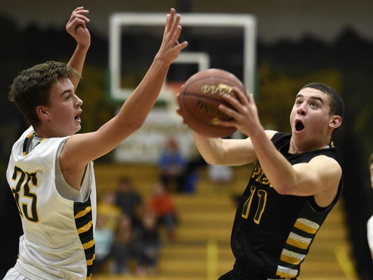 GPG ES GB Preble vs Ashwaubenon BB 12.8.15