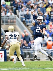 Penn State seems set on expanding the role of backup