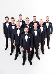 The Ten Tenors' current tour marks the group's 20th