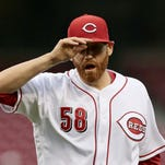 Dan Straily putting it together with the Reds