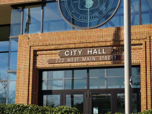Web - Pensacola City Hall