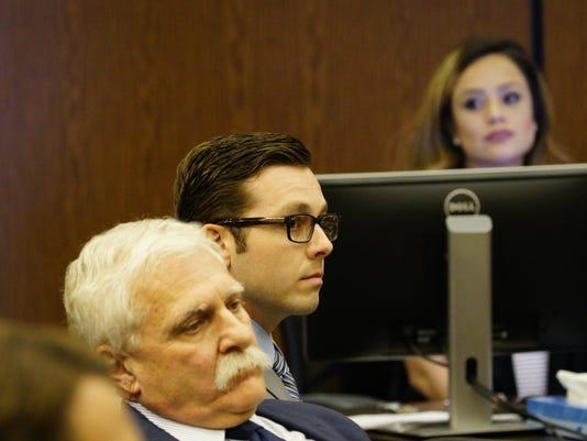 Brailsford trial