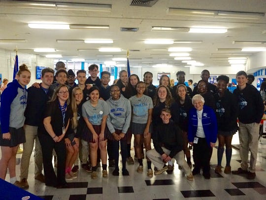 Union Catholic's French Club, Project Haiti and National