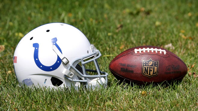 A dispute between WTHR and DirecTV means the satellite provider will not show local Colts games shown on the NBC affiliate.