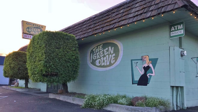 A Visalia man opened fire at the Green Olive early Tuesday morning.