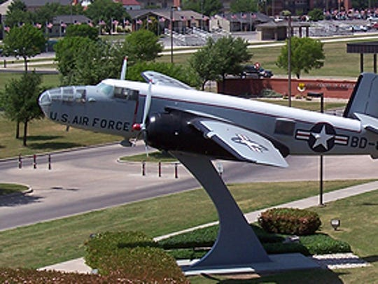 Goodfellow AFB is located in San Angelo, Texas.
