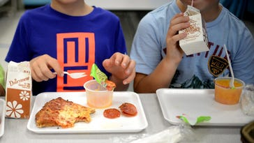 Invisible Dad program aims to end school lunch shaming