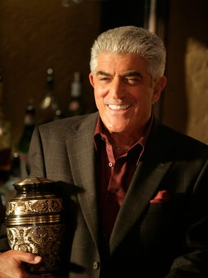 Frank Vincent played crime boss Phil Leotardo in the final two seasons of HBO's 'The Sopranos.'