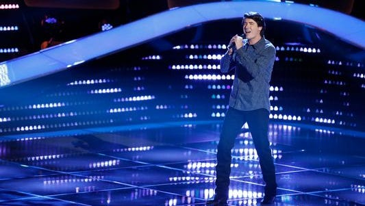 """""""The Voice"""" is one of NBC's most popular programs. The network was one of several that was blacked out this week because of a dispute between Cox and Nexstar."""