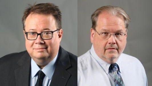 Douglas Walker, Keith Roysdon