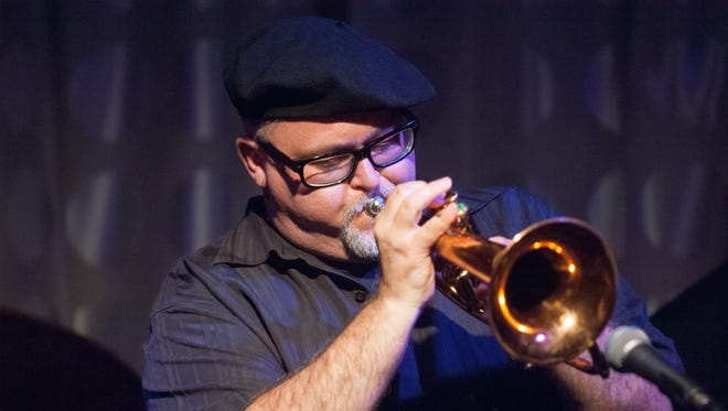 Jazz artist Dimitri Matheny will perform in Silver City on Sunday at the Seedboat Center for the Arts.
