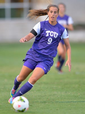 Former TCU midfielder Patry Carrion is transferring to Northwestern State.