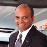 Ford North America President Raj Nair out for unspecified inappropriate behavior