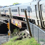Trains delayed on 3 NJ Transit lines and PATH's Hoboken-WTC line