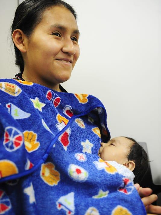 Breast Feeding Awareness Week at WIC
