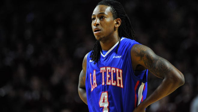 Former Louisiana Tech point guard Speedy Smith worked out for the Lakers on Monday.