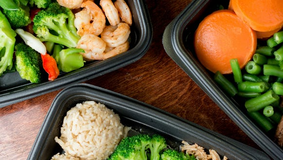 Fit Blendz healthy meals come with choice of protein