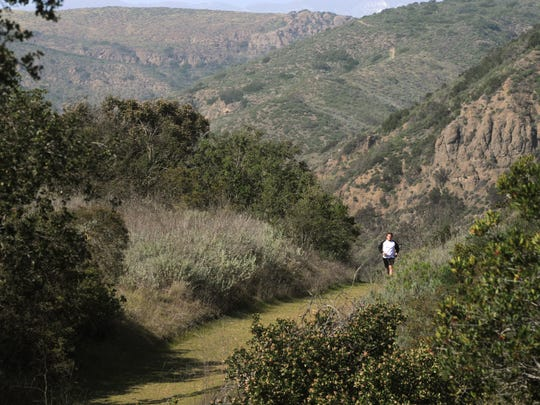 FILE PHOTO Open space in Ventura County.