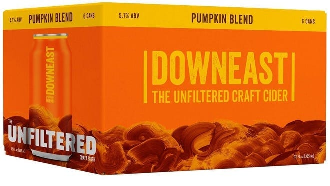 Downeast Pumpkin Blend.