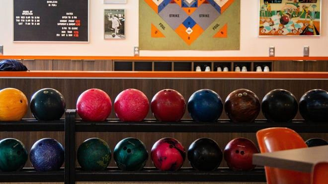 Bowlero Lanes & Lounge in Royal Oak had recently reopened when the pandemic hit.