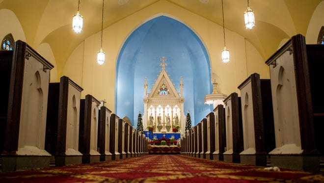 Prince of Peace Lutheran Church on Race Street will be featured on the third annual OTR Holiday Home Tour Saturday, December 10, 2016. It is a 90 minute self-guided tour of a collection of restored homes and churches. Proceeds benefit Future Leaders OTR, which is a not for profit group dedicated to shaping the lives of the youth. Tickets are $25 and the event starts at 3 p.m. and closes at 9 p.m.
