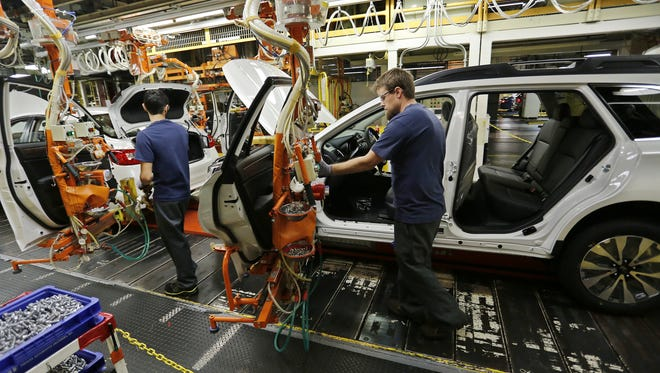 """Greater Lafayette area manufacturers willhost 2,000 students during Greater Lafayette Commerce's """"Manufacturing Week,"""" offering a peak into careers available to students post high school."""