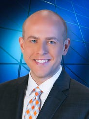 WYFF News 4 Anchor Mike McCormick