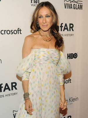 Sarah Jessica Parker attends the amfAR Inspiration Gala New York 2014 at The Plaza Hotel on June 10, 2014 in New York City.