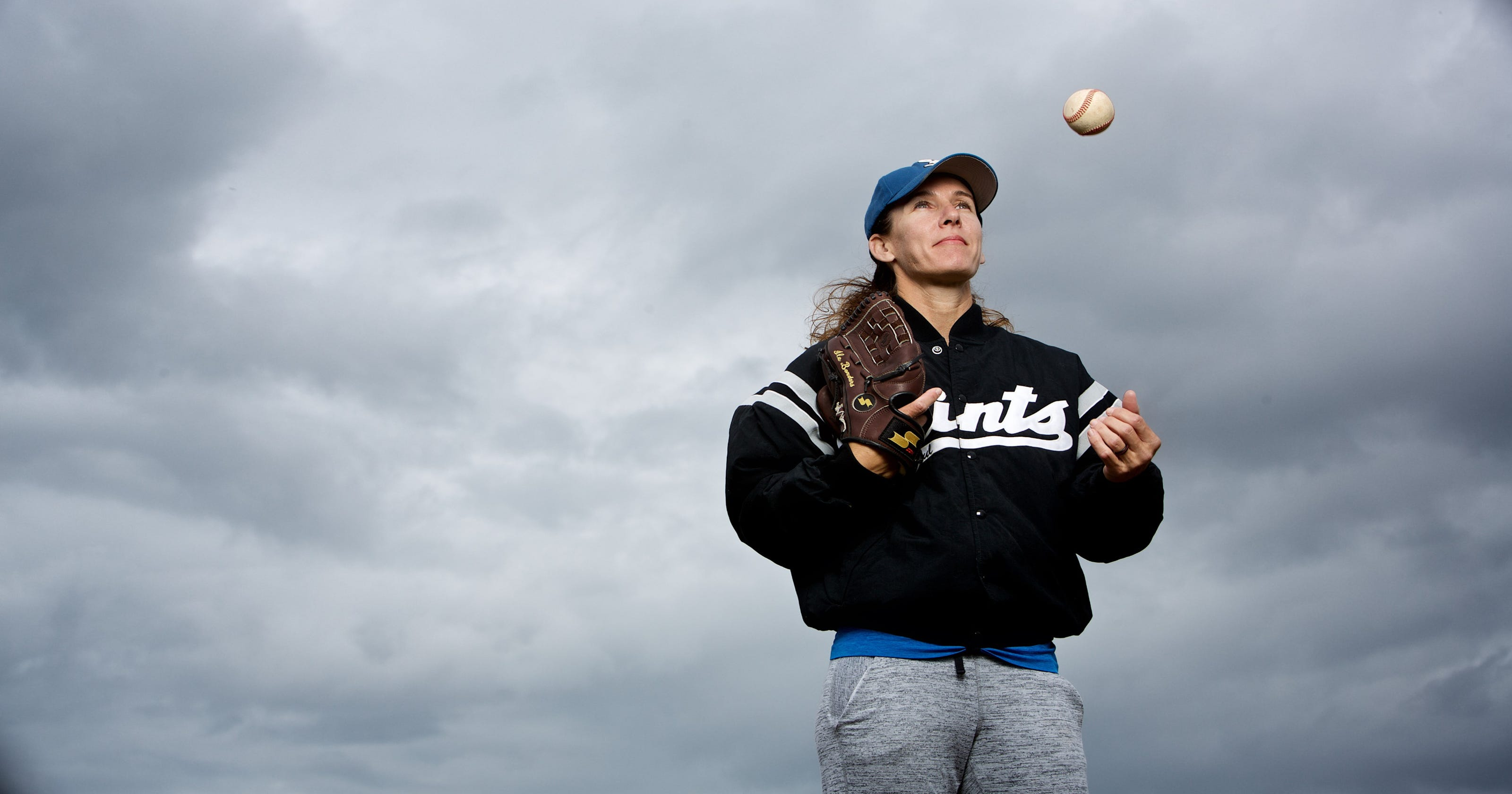 For women playing baseball, acceptance grows as they attack