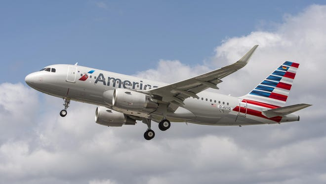American Airlines continues fleet renewal with delivery of first Airbus A319.