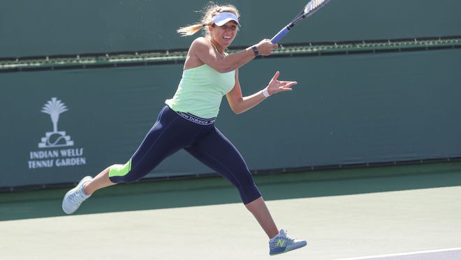 Palm Desert High School graduate Lauren Marker will be playing in the Oracle Challenger Series at the Indian Wells Tennis Garden.