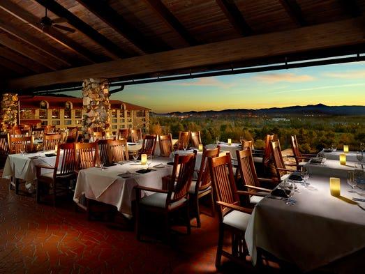 In Asheville, N.C., The Omni Grove Park Inn offers