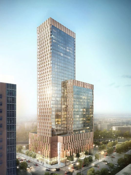 Chances Improve For 38 Story Gulch Residential Tower