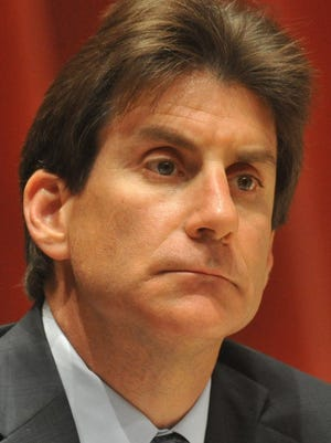 Scott Mitnick, who had been Thousand Oaks' city manager since 2005, was fired in July. He is being considered for Sutter County's chief administrative officer job.