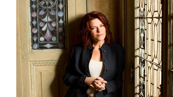 Rosanne Cash is Memorial Hall's first performer in