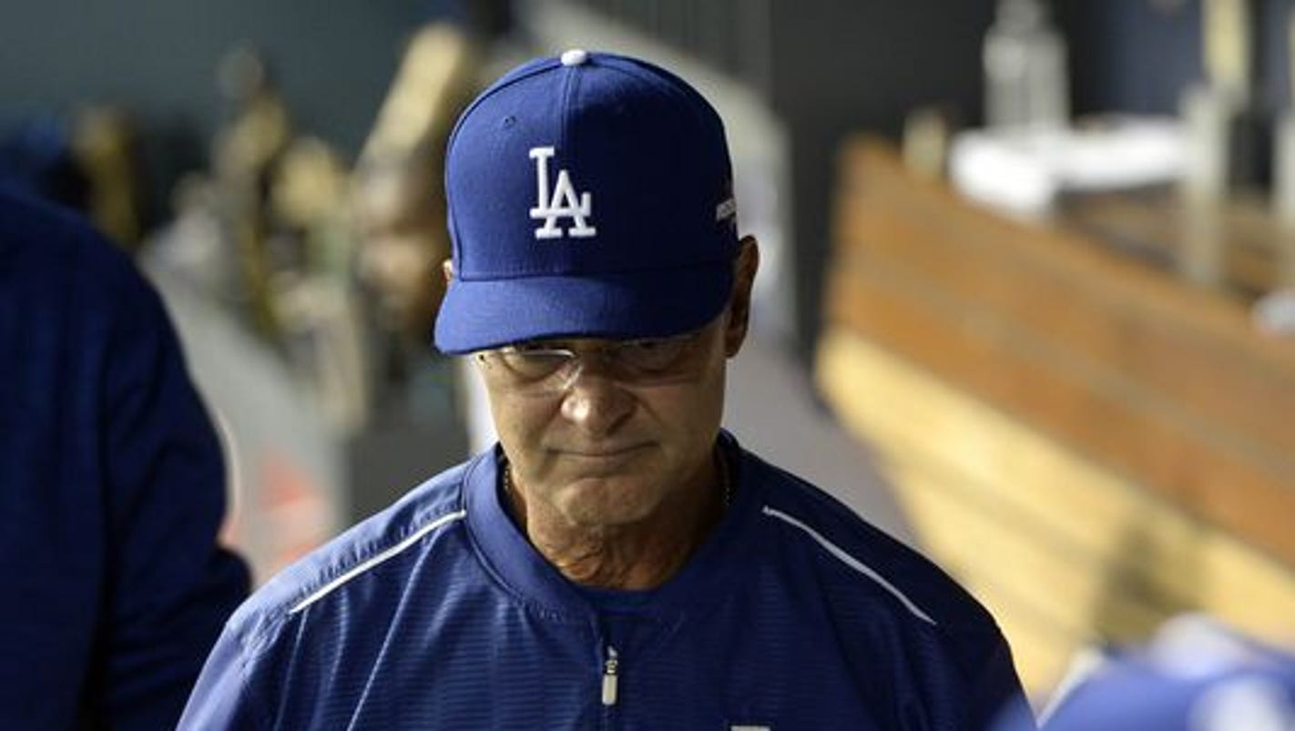 Don Mattingly Won T Return As Dodgers Manager In 2016
