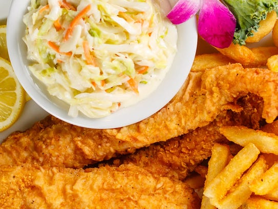 On Fridays, Capt'n Fishbone's features an all-you-can-eat
