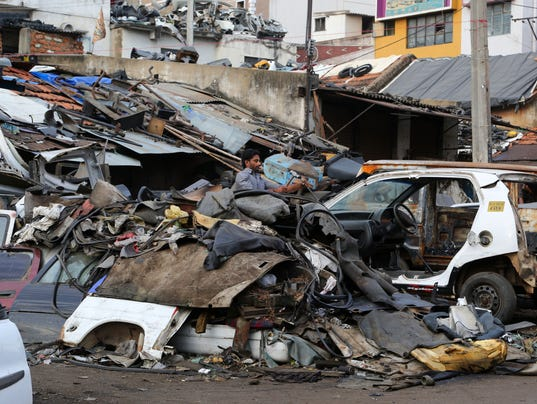 India Climate Countdown Poverty