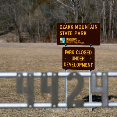A blank outdoor canvas: New state park near Branson awaits your input