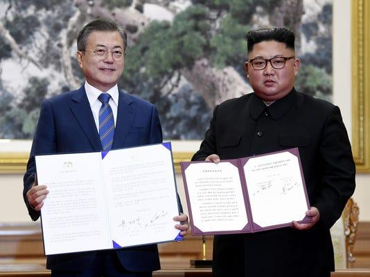 Koreas Summit Deals