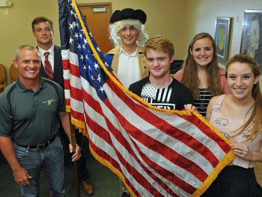 -All American Flag Act at Viera high.jpg_20140926.jpg