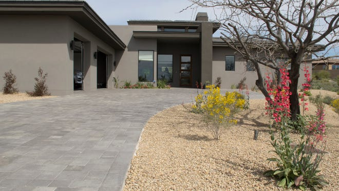 The HGTV 2017 Smart Home in Scottsdale was custom-built with high-tech conveniences. The fully furnished house was completed in March and will be given away in a sweepstakes held between April 12 and June 2 on HGTV.com.