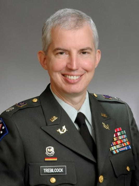 Judge Craig Trebilcock recently returned to the bench following active duty as a colonel in the U.S. Army Reserves.