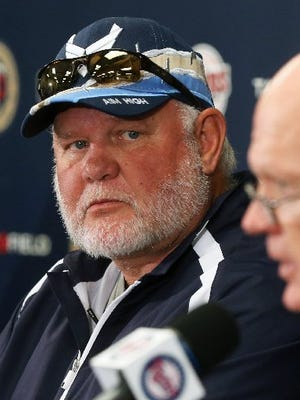 Ron Gardenhire was fired by the Minnesota Twins after the 2014 season.