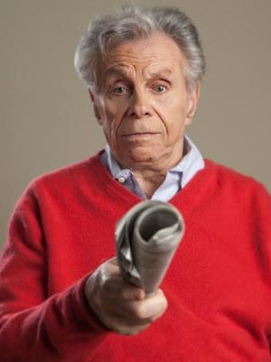 Mort Sahl pioneered the style of social satire. He is now 92.