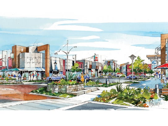 Fishers has announced a $40 million culinary and entertainment